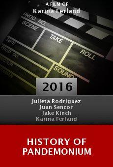History of Pandemonium online