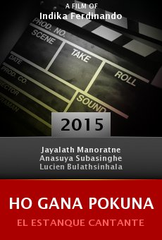 Ver película Ho Gana Pokuna