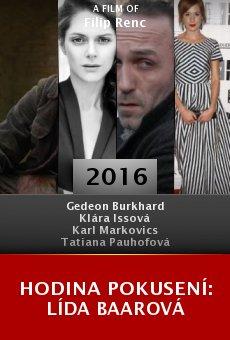 Ver película Hodina pokusení: Lída Baarová