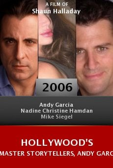 Hollywood's Master Storytellers, Andy Garcia Live online free