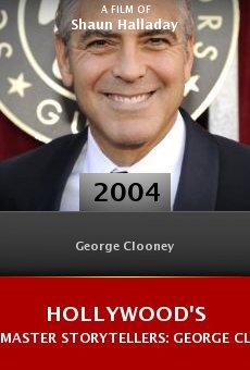 Hollywood's Master Storytellers: George Clooney Live online free