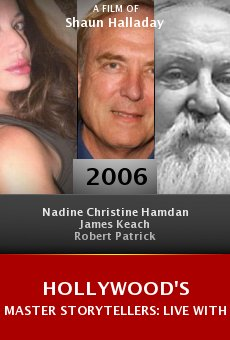 Hollywood's Master Storytellers: Live with Robert Patrick and James Keach online free