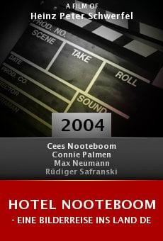 Hotel Nooteboom - Eine Bilderreise ins Land der Worte online free