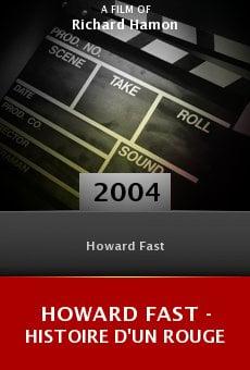 Howard Fast - Histoire d'un rouge online free