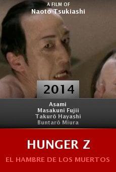Ver película Hunger Z