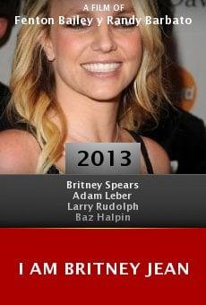 I Am Britney Jean online