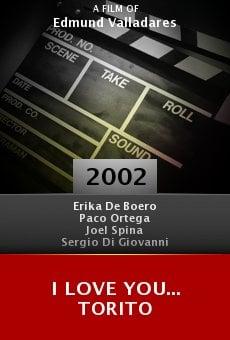 I Love You... Torito online free