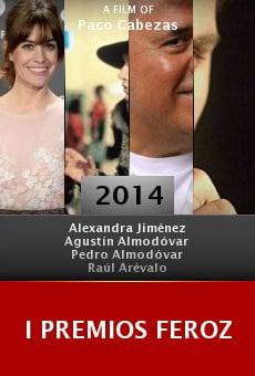 I Premios Feroz online free