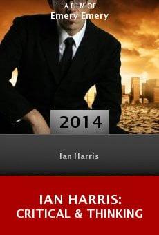 Ver película Ian Harris: Critical & Thinking
