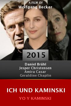 Ver película Ich und Kaminski