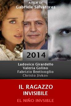 Ver película Il ragazzo invisibile