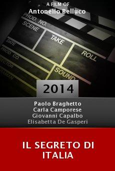 Ver película Il segreto di Italia