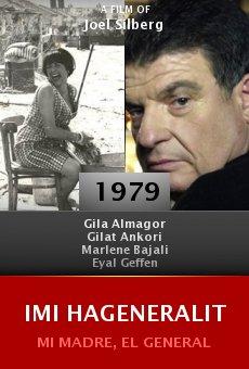 Ver película Imi Hageneralit