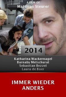 Ver película Immer wieder anders