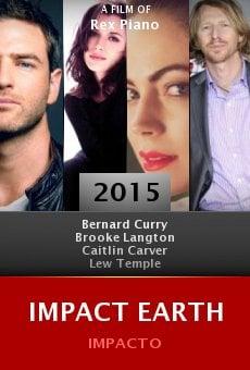 Ver película Impact Earth