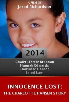 Ver película Innocence Lost: The Charlotte Hansen Story