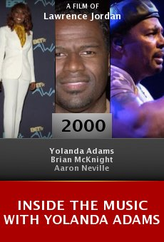 Inside the Music with Yolanda Adams online free