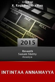 Ver película Intintaa Annamayya