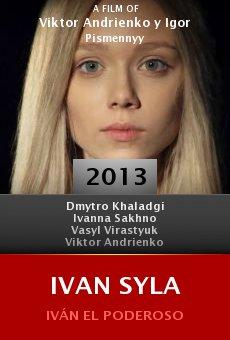 Ivan Syla online