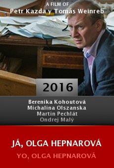 Ver película Já, Olga Hepnarová