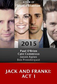 Ver película Jack and Franki: Act 1