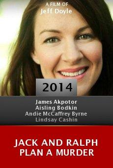 Jack and Ralph Plan a Murder online free