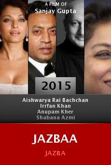 Ver película Jazbaa