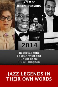 Ver película Jazz Legends in Their Own Words