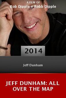 Watch Jeff Dunham: All Over the Map online stream