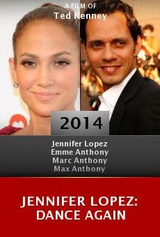 Ver película Jennifer Lopez: Dance Again