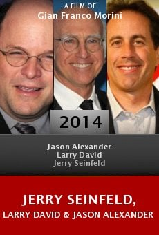 Jerry Seinfeld, Larry David & Jason Alexander at Tom's Restaurant: Seinfeld Reunion Super Bowl 2014 online