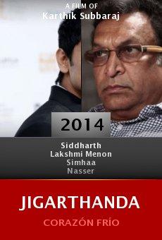 Ver película Jigarthanda