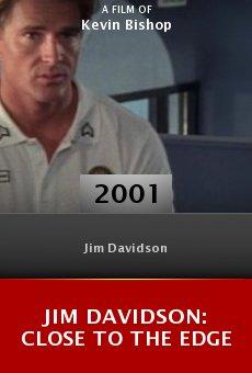 Jim Davidson: Close to the Edge online free
