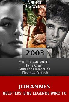 Johannes Heesters: Eine Legende wird 100 online free