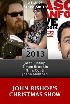Watch John Bishop's Christmas Show online stream
