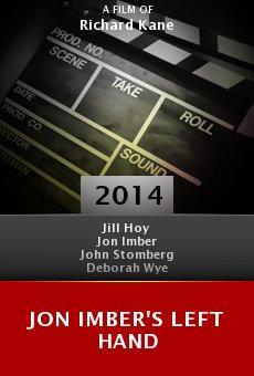 Jon Imber's Left Hand online