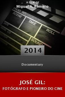 José Gil: fotógrafo e pioneiro do cine online
