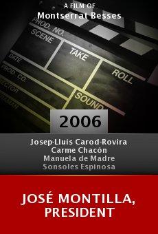 José Montilla, president online free