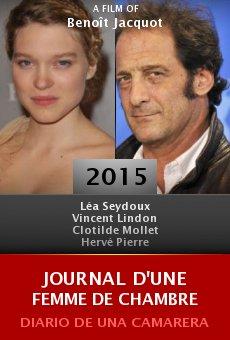 Ver película Journal d'une femme de chambre