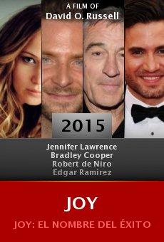Ver película Joy