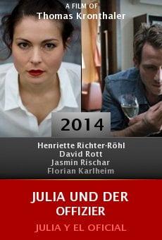 Julia und der Offizier online
