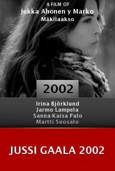 Jussi Gaala 2002 online free