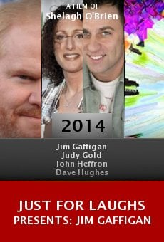 Watch Just for Laughs Presents: Jim Gaffigan online stream