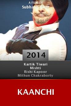Ver película Kaanchi