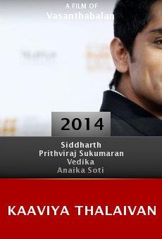 Ver película Kaaviya Thalaivan