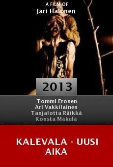 Ver película Kalevala - Uusi aika