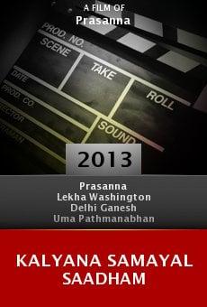 Ver película Kalyana Samayal Saadham