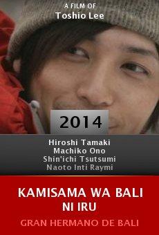 Ver película Kamisama wa Bali ni iru