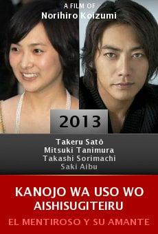 Ver película Kanojo wa uso wo aishisugiteiru