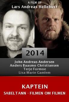 Watch Kaptein Sabeltann - Filmen om filmen online stream